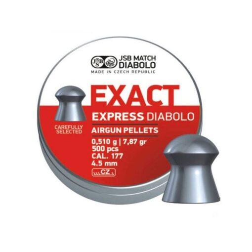 JSB Exact Express 4.52mm