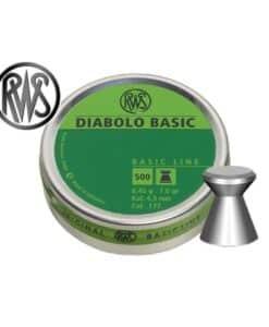 RWS Basic Line Diablo 4.5mm