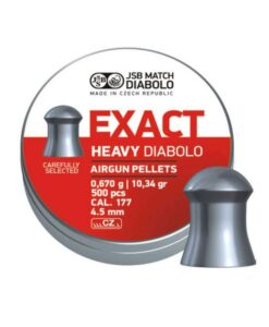 JSB Exact Heavy 4.52mm
