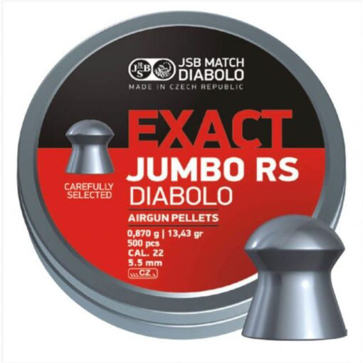 JSB Exact Jumbo RS 5.52mm