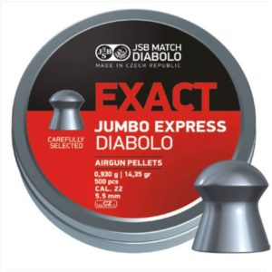 JSB Exact Jumbo Express 5.52mm