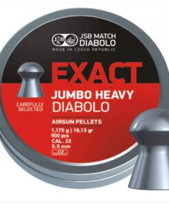 JSB Exact Jumbo Heavy 5.52mm
