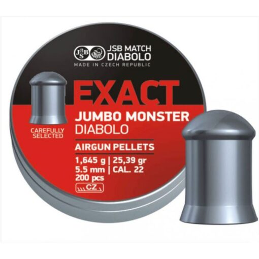 JSB Exact Jumbo Monster 5.52mm
