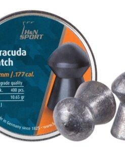 H&N Baracuda Match 4.51mm