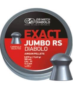 JSB Exact Jumbo RS 5.52mm