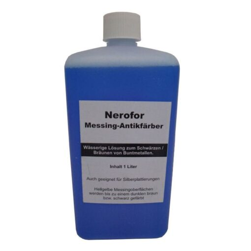 Nerofor Messing Zwart 1000ml