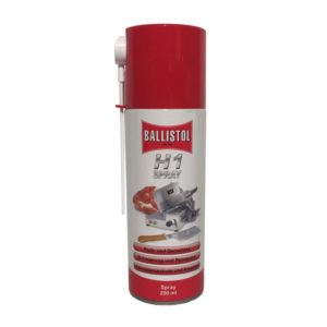 Ballistol H1 Levensmiddelen Olie Spray 200ml
