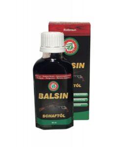 Balsin Kolfolie Rood Bruin 50ml