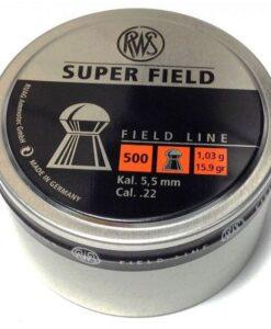 RWS Super Field 5.52mm