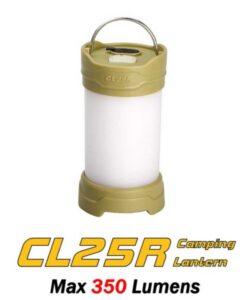 Fenix CLR25 Camping Lamp Olive