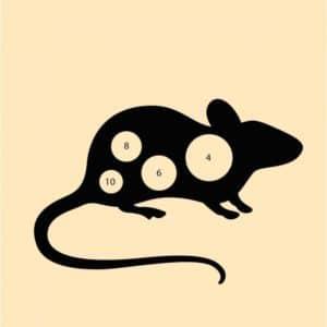 Rat Kaarten (50st)