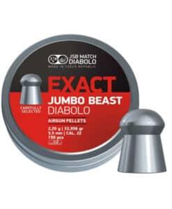 JSB Exact Jumbo Beast 5.52mm