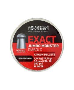 JSB monster redesigned 5,5mm
