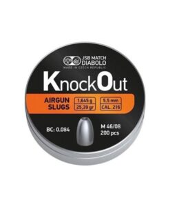 JSB knock out 5.5mm