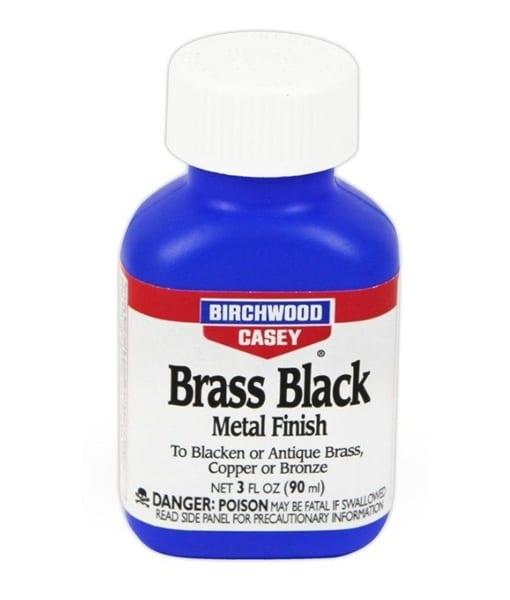 Birchwood Casey brass black
