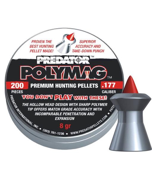 JSB Predator polymag 4.5mm