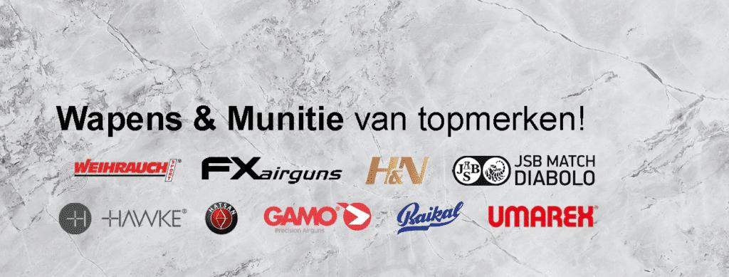 DB-Schietsport | De grootste schietsportwinkel van Nederland